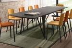 Ensemble tafel Wacko en stoelen Primera