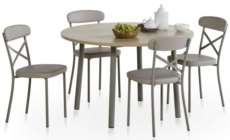 Elli perfecta for Keukentafel en stoelen